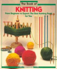 image of The Book of Knitting