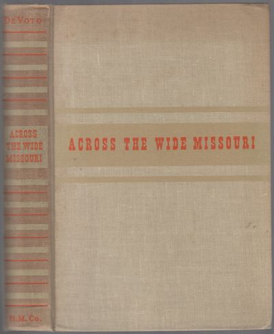 Boston: Houghton Mifflin Company, 1947. Hardcover. Very Good. Early reprint. Soem offsetting and age...