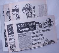 image of Maoist Sojourner, A montly publication by and for Third World Maoist exiles led by the Maoist Internationalist Movement [6 issues]