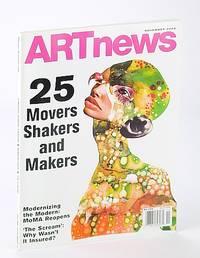 "ARTnews Magazine, November (Nov.) 2004 -  Why Wasn't ""The Scream"" Insured?"