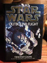 Star Wars - Outbound Flight  - Signed