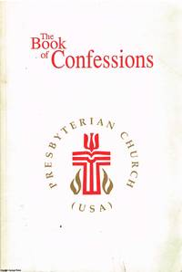 image of The Book of Confessions of The Constitution of the Presbyterian Church