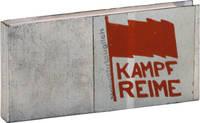 image of Kampfreime [cover title: Kampf Reime]