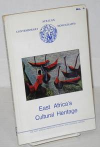 image of East Africa's Cultural Heritage