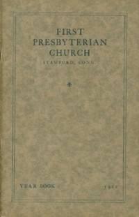 First Presbyterian Church, Stamford, Conn. Year Book 1922
