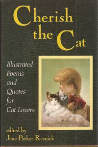 image of Cherish the Cat: Illustrated Poems and Quotes for Cat Lovers