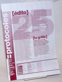 Protocoles: le bulletin d\'information d\'Act Up-Paris sur les essais cliniques; #25, Sept-Oct, 2002