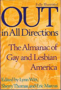 image of Out in All Directions: The Almanac of Gay and Lesbian America