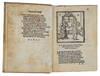 View Image 3 of 3 for Orlandino qual tratta darme e damor per Limerno Pitocco da Mantua composto. Et con gratia novamente ... Inventory #20