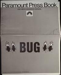 image of Bug Pressbook 1975  Bradford Dillman, Joanna Miles