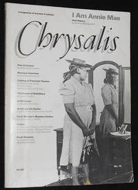 image of Chrysalis: A Magazine of Women's Culture No. 10