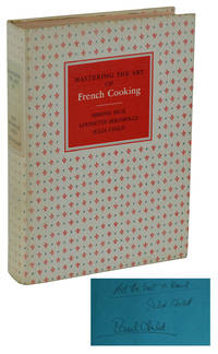 Mastering the Art of French Cooking by  Julia  Louisette; Child - Hardcover - First Edition - 1961 - from Burnside Rare Books, ABAA (SKU: 180703002)