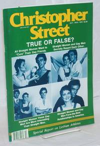 Christopher Street: vol. 4, #3, Oct./Nov. 1979; True or False