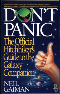 image of DON'T PANIC: THE OFFICIAL HITCH-HIKER'S GUIDE TO THE GALAXY COMPANION