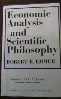 Economic Analysis and Scientific Philosophy