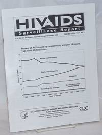 image of HIV/AIDS Surveillance Report: US HIV and AIDS cses reported through December 1995; vol. 7, #2; Year-end edition