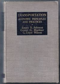Transportation. Economic Principles and Practices