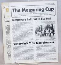 image of The Measuring Cup [Vol. 1 no. 5 and no. 7, two issues]