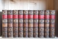 Works of Captain Marryatt in ten volumes