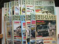 image of International military machines: 20 issues in a broken run between October  2001 and January 2004