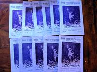 THE THEOSOPHIST magazine 1958 lot of 11 issues
