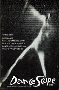 DANCE SCOPE: A Magazine of American Dance. Spring / Summer 1975. Volume 9 / Number 2.