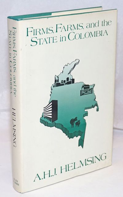 Boston: Allen & Unwin, Inc, 1986. Hardcover. xix, 297p., illustrated with tables and line maps, hard...