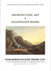 Catalogue 161/1995 : Architecture, Art and Illustrated Books.
