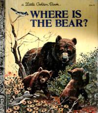 A Little Golden Book WHERE IS THE BEAR?