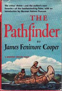 The Pathfinder; or the Inland Sea MODERN LIBRARY # 105 by  James Fenimore Cooper - Hardcover - Reprint Edition  - 1952 - from BOOX and Biblio.com