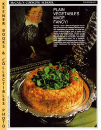 image of McCall's Cooking School Recipe Card: Vegetables 7 - Carrot-And-Rutabaga  Ring : Replacement McCall's Recipage or Recipe Card For 3-Ring Binders :  McCall's Cooking School Cookbook Series