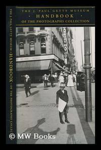 Handbook of the photographs collection / Weston Naef