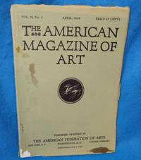 image of The American Magazine of Art: Volume 20, No 4, April, 1929