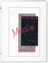 1988 Mission High School: A New Generation