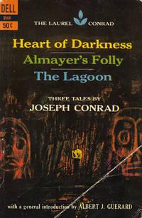 image of Three tales; Heart of Darkness, Almayer's  Folly, The Lagoon