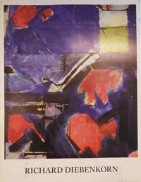 Richard Diebenkorn From Nature To Abstraction (with Exhibition Poster)