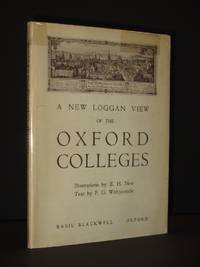 A New Loggan View of the Oxford Colleges
