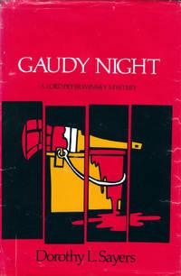 Gaudy Night [Large Print]