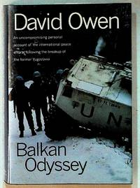 image of Balkan Odyssey (1st U.S. Edition)