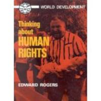 image of Thinking About Human Rights (World Development)
