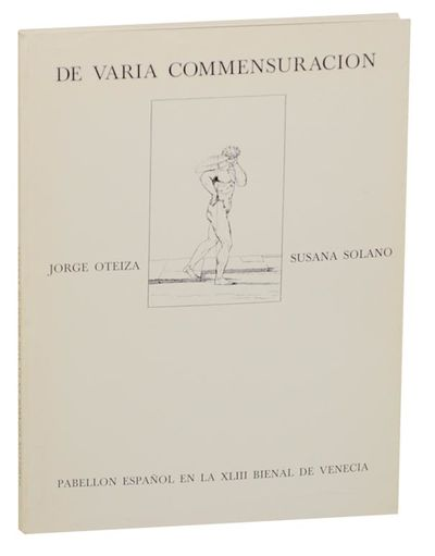 Pabellon Español En La Bienal De Venecia, 1988. First edition. Softcover. Exhibition catalog for a ...