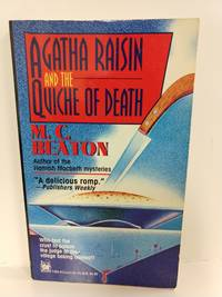 Agatha Raisin and the Quiche of Death (Agatha Raisin Mysteries, No. 1)