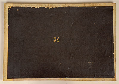 Napoli: Stabilimento Musicale Partenopeo , 1855. Oblong folio. Vellum-backed and edged black cloth b...