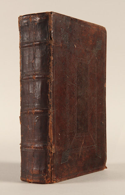 Newport: James Franklin, 1729. ,524 ,pp. including indices. Contemporary calf, ruled in blind. Hinge...