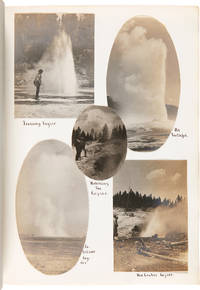 YELLOWSTONE PARK AUGUST.....1900 [typed title]