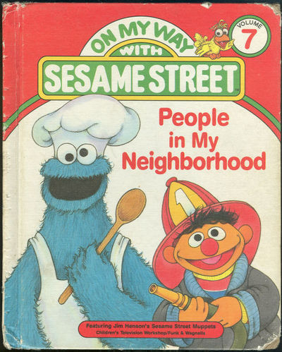 Image for PEOPLE IN MY NEIGHBORHOOD Featuring Jim Henson's Sesame Street Muppets