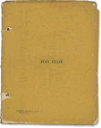 image of Dear Oscar (Original script for the 1972 musical)