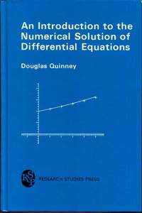 An Introduction to the Numerical Solution of Differential Equations (Wiley Medical Publication)