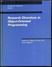 Research Directions in Object-Oriented Programming