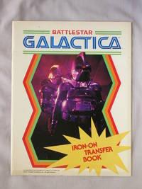 Battlestar Galactica Iron-On Transfer Book